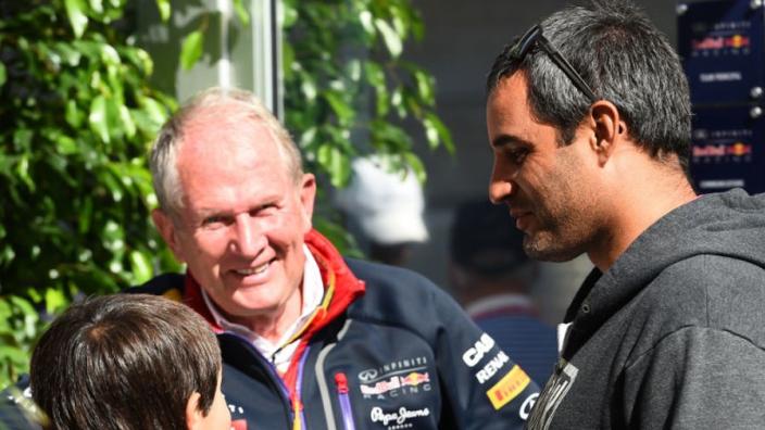 Marko doet boekje open over Montoya: 'Nog nooit zo'n luie coureur gezien'