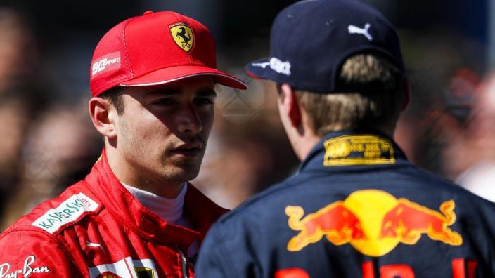 """Villeneuve: """"Verstappen is klaar voor die rol, Leclerc moet dat nu laten zien"""""""