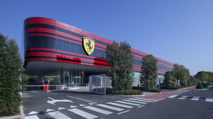 """Ferrari fits """"important"""" piece to the 2022 puzzle"""