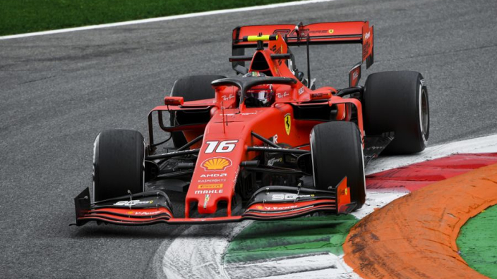 What we learned from Friday at the Italian Grand Prix