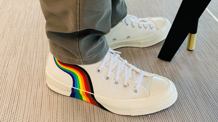 Vettel joins Hamilton with trainer protest of Hungary's LGBTQ+ laws