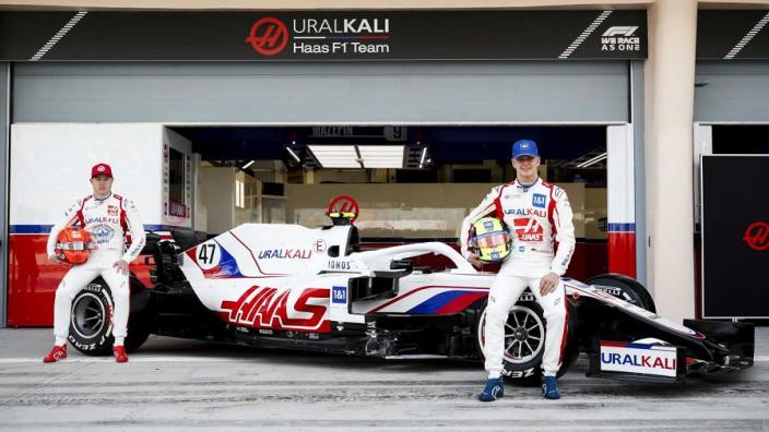 Mazepin hoopt dat Schumacher niet zoveel heeft aan Ferrari-connecties