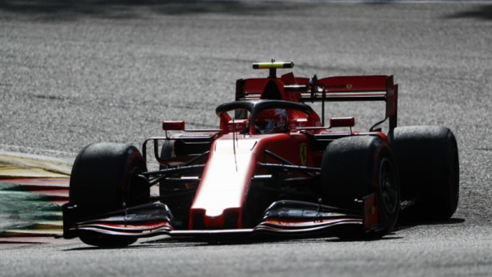 Gasly told Leclerc: Win it for Anthoine