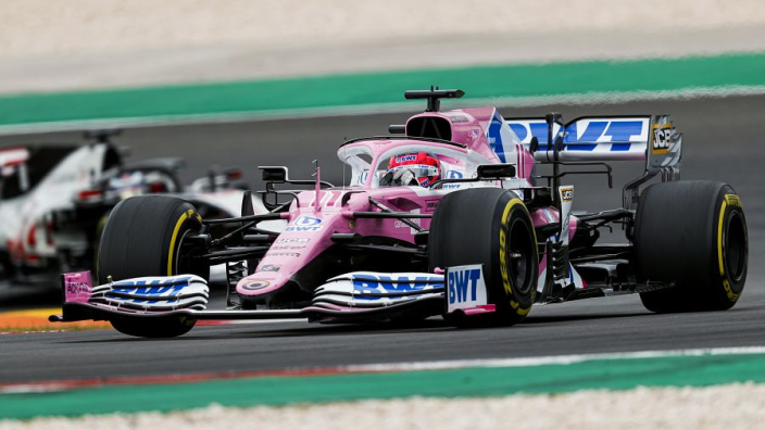 """Perez reprimand is """"big issue"""" for the sport - Szafnauer"""