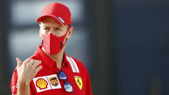 """Vettel still searching for answers after a """"mixed day"""" in Spain"""