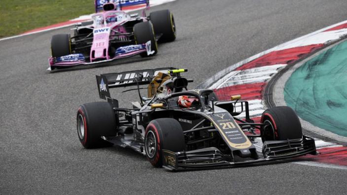 Magnussen wilde dat motor zou ontploffen tijdens race