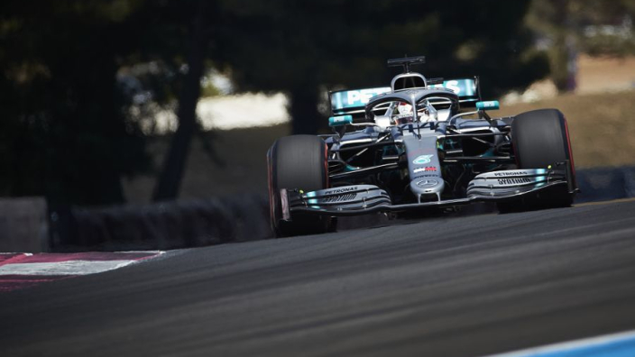 Hamilton has been perfect, but F1 needs more competition - Brawn