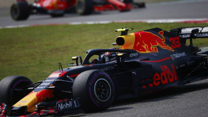 Sorry Verstappen 'gave away' a victory