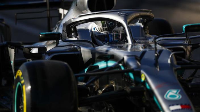 Valtteri Bottas claims US GP pole as Ferrari struggle to match pace