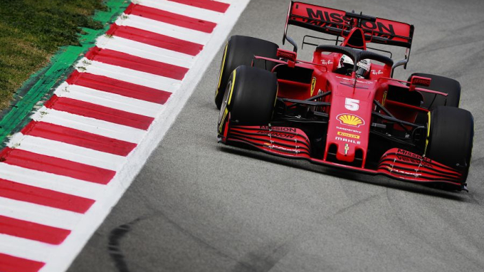 Ferrari confirm Tuesday test at Mugello