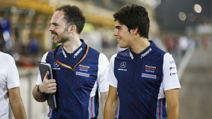 """Lance Stroll over circuit in Frankrijk: """"Eerlijk gezegd vind ik het helemaal niks"""""""