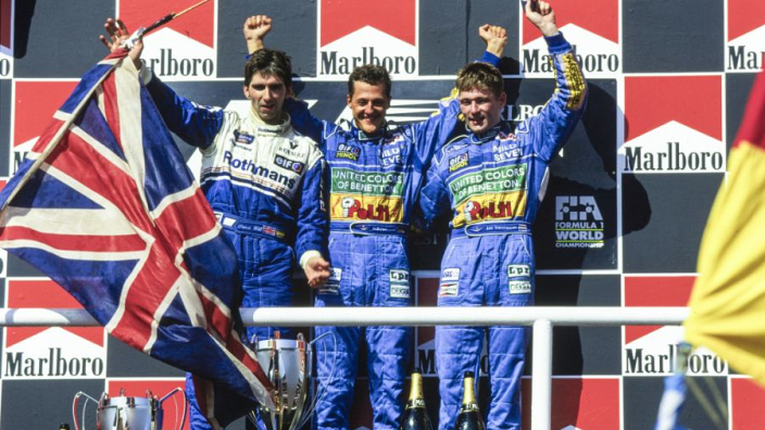 De carrière van Jos Verstappen in de Formule 1 | Het leven van Jos Verstappen #2
