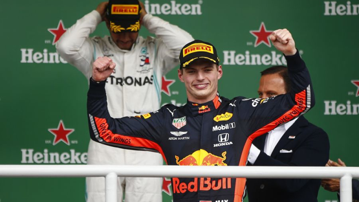 Briatore: Verstappen must 'learn to keep his mouth shut'