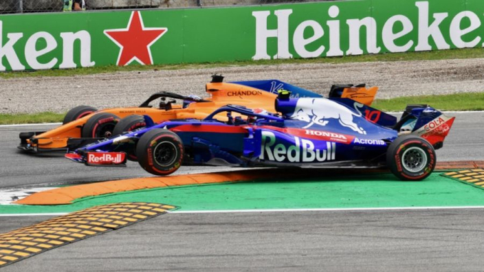 Gasly points finger at Alonso: He hates us because of Honda!