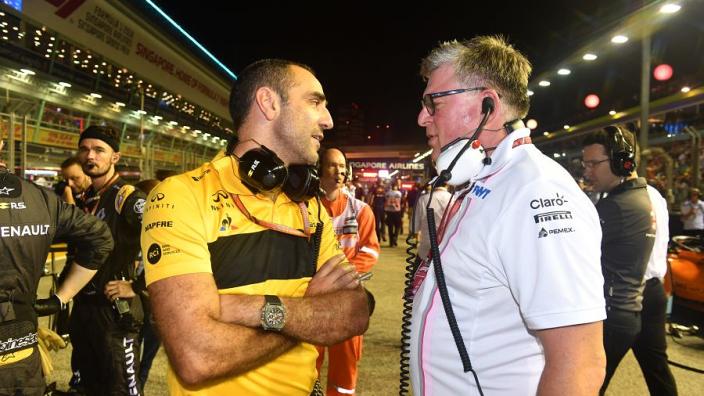 Renault overweegt om in beroep te gaan tegen 'te lage' straf Racing Point