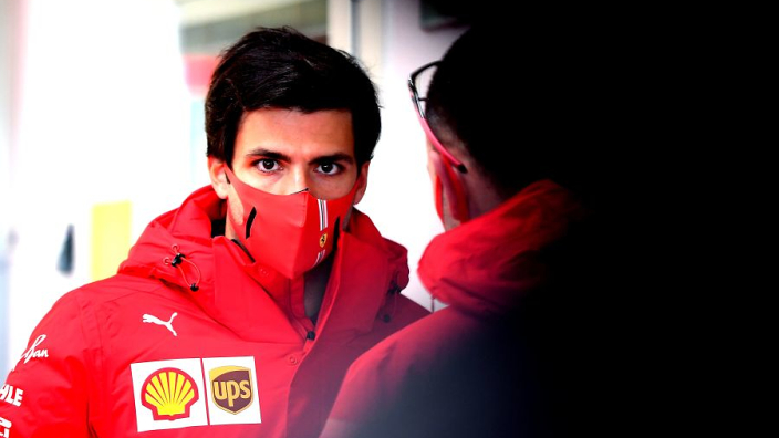Sainz makes Ferrari debut in Fiorano test