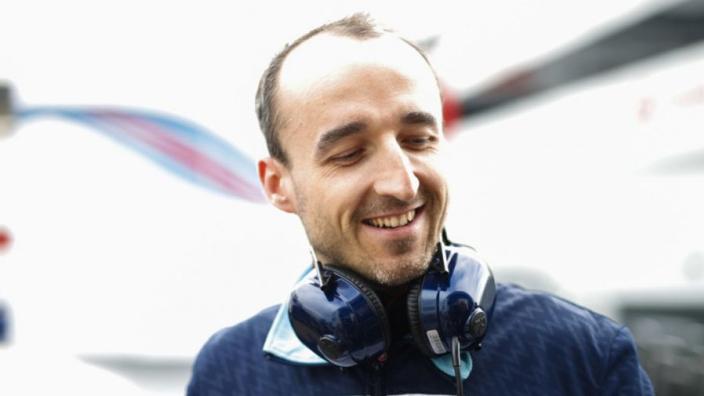 Robert Kubica: 'Ik rij voor 70% met links en voor 30% met rechts'