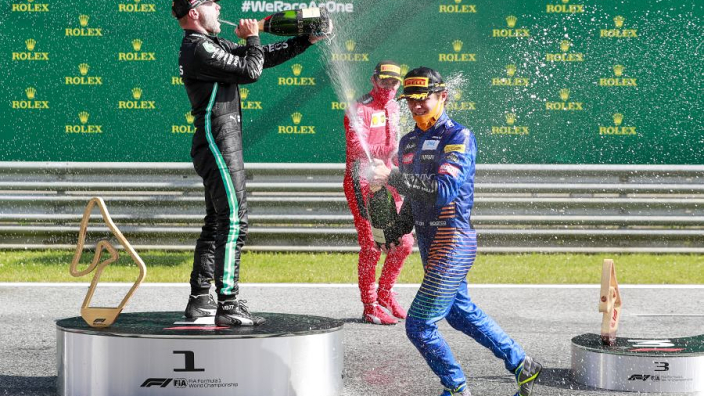 Norris not in F1 for records after breaking Hamilton honour