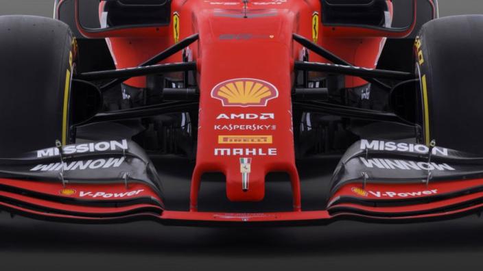 GALLERY: Ferrari officially unveil 2019 F1 car - the SF90