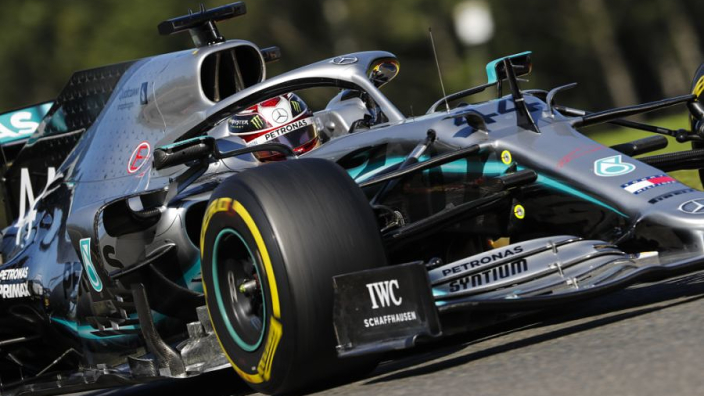 Mercedes hold engine concerns before Italian GP