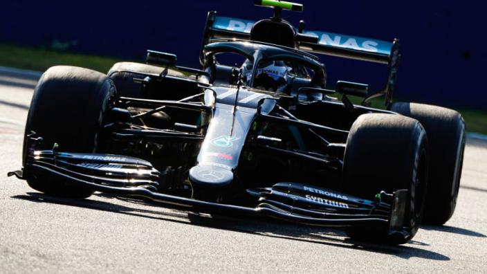 Derde vrije training Grand Prix Italië: Bottas de snelste, McLaren bijzonder rap