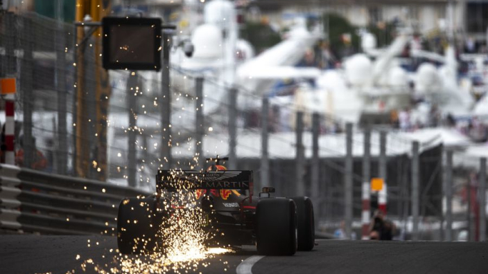 """Verstappen na eerste dag in Monaco: """"Snelheid over het algemeen goed"""""""