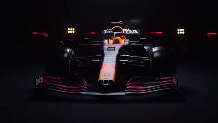 Video: Red Bull reveal the RB16B