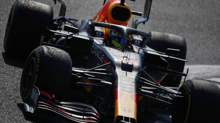 Perez critcal of stewards after losing podium with penalty