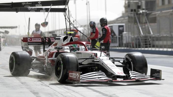 "Giovinazzi seeks ""many"" improvements in crunch third F1 season"