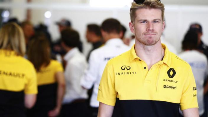 Nico Hülkenberg: 'Renault heeft nog jaren nodig voor titelstrijd'