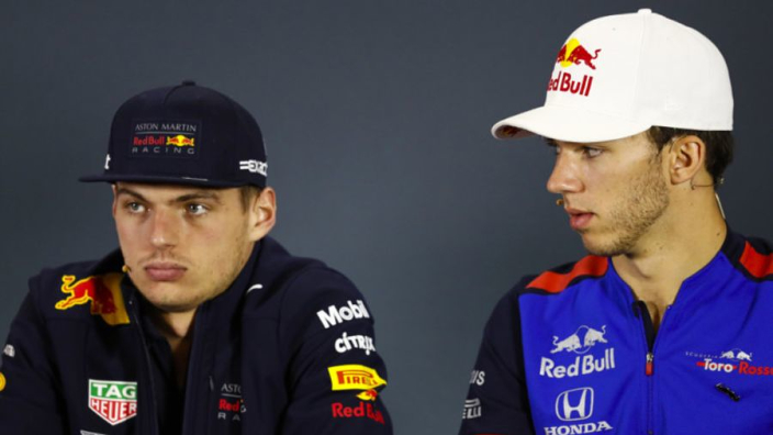 Gasly: I'll give Verstappen the hardest time I can