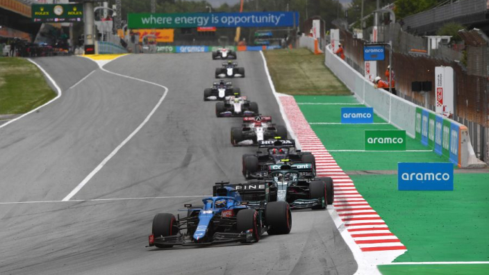 Alonso offers overtaking solution for future Spanish GPs