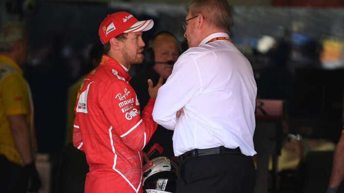 Distracted Vettel's head must be spinning following Ferrari axe - Brawn