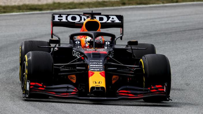 FIA controleerde RB16B in Spanje: Alle geïnspecteerde onderdelen legaal bevonden