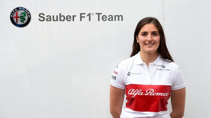 Calderon gets F1 chance with Sauber