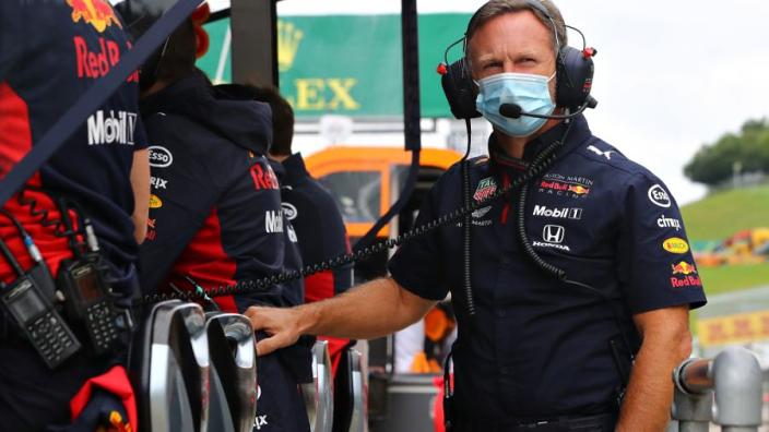 """Horner niet tevreden: """"Frustrerend om snelheid voor winst niet te hebben"""""""