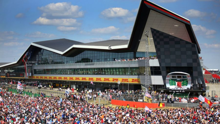 Liberty frustrated with Silverstone's public GP negotiations