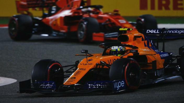 Norris: 'McLaren heeft de weg omhoog te pakken'