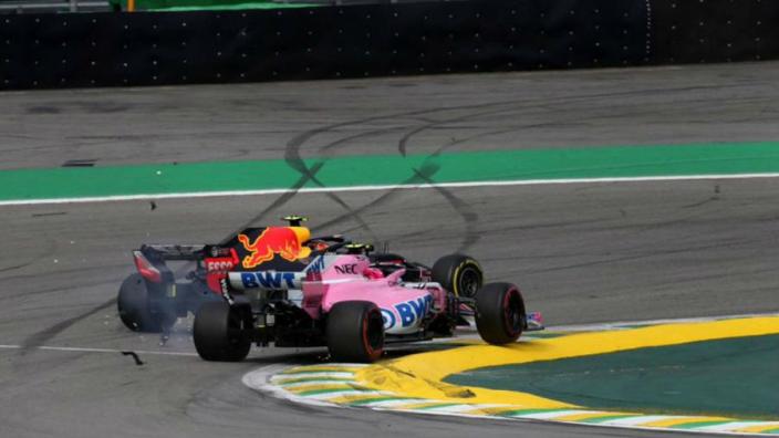 Ocon 'an embarrassment' in Verstappen crash - Villeneuve