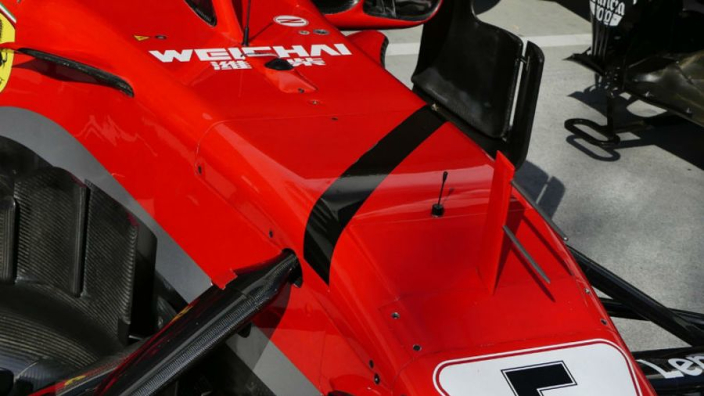 Ferrari and Haas honour Marchionne with special Hungary liveries