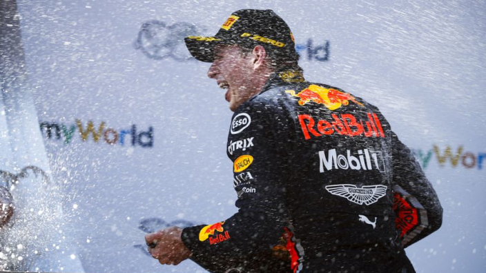 Rosberg schat kansen Verstappen in Oostenrijk hoog in vanwege simracen