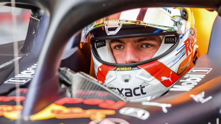 Jolyon Palmer over Verstappen: 'Hij valt in een eenzaam gat'