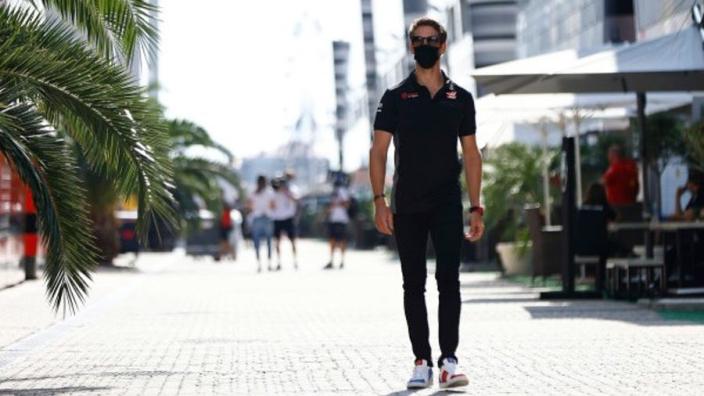"""Grosjean sluit F1-terugkeer in 2022 niet uit: """"Maar zie wel wat er op mijn pad komt"""""""