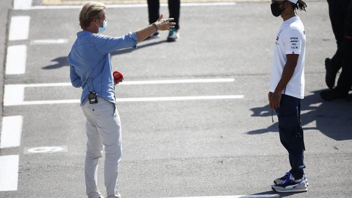 Rosberg: 'Mijn rivaliteit met Hamilton was gecompliceerder dan nu met Verstappen'
