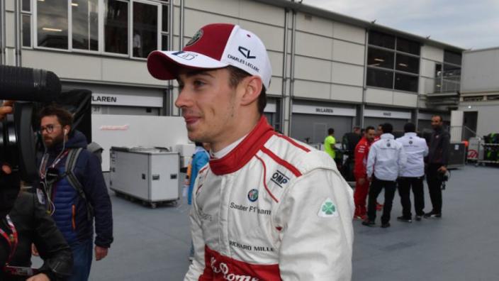 Leclerc 'under pressure' up against Hamilton next year, believes Sauber's Vasseur