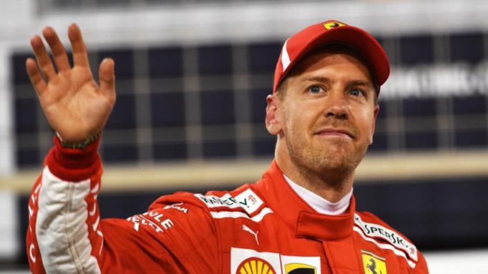 Vettel sets Ferrari target for 2018's remaining races