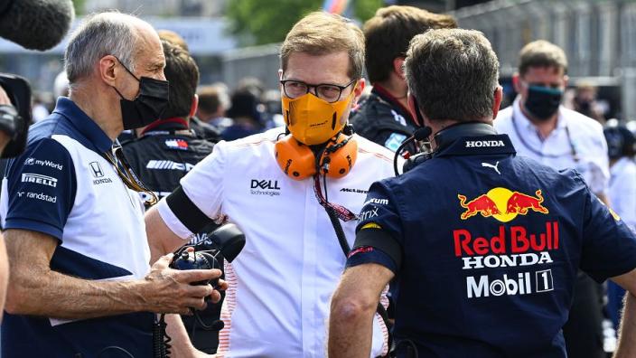 Tost waarschuwt Red Bull: 'Je moet de deur niet sluiten voor Gasly'