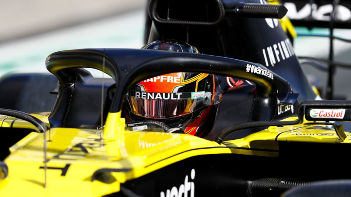 "Impatient Ocon ""shouldn't be ashamed"" of Renault performance"