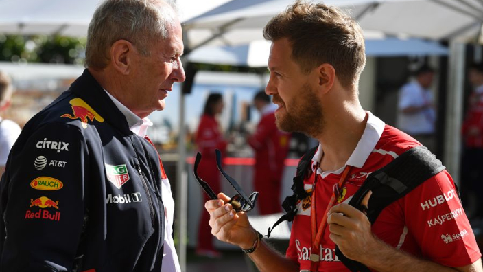 """""""No place for Vettel"""" at Red Bull - Marko"""
