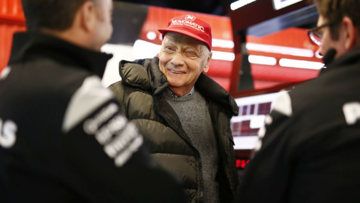 Lauda has 'optimistic' target for F1 return